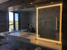 Título do anúncio: Espelho box de banheiro vidro temperado em geral