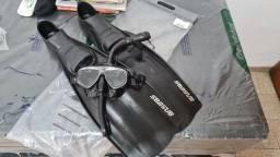 Kit mergulho Seasub