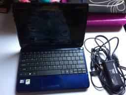 Netbook Acer 10polegadas