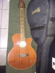 Violão folk groovin