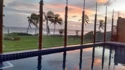 Linda casa 4 suites pé na areia em Salvador