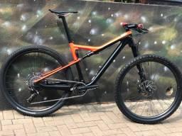 Bicicleta Cannondale Scalpel SI 3 Carbono - Seminova