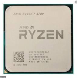 Ryzen 7 2700 com Cooler AMD R7 AM4