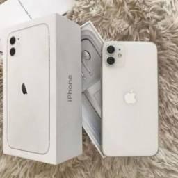 IPhone 11 64gb *lacrado* com nota fiscal e garantia