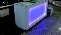 Título do anúncio: Recepção para escritório- letras para paredes de escritorios-painel iluminados!