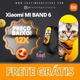 Título do anúncio: Xiaomi Mi Band 6 + 1 Pulseira Extra + 2 Peliculas