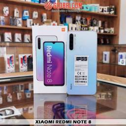 Celular xiaomi note 8 48mpx 6,3 pol, lacrados originais