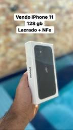 Vendo IPhone 11 128 gb novo lacrado