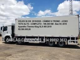 Volks 30.330 2019/2020 Motor Refrig