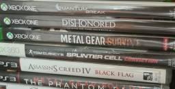 Título do anúncio: Vendo jogos xbox e Playstation