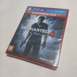 Uncharted 4 - Novo Lacrado