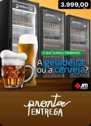 Cervejeira porta de vidro - JM equipamentos BC
