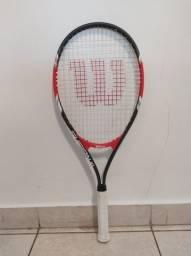 Raquete de tênis Fusion XL