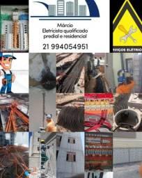Eletricista predial e residencial MB instalaçãoes