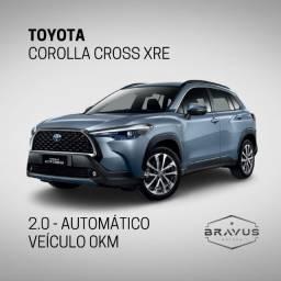 Título do anúncio: Toyota Corolla Cross Xre 2022