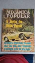 Revistas automotivas mecânica popular