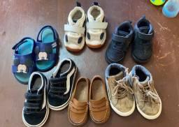 Sapatos e Tenis infantis