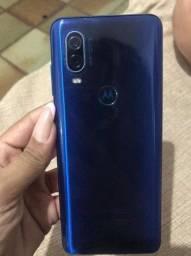 Motorola One Vision ótimo estado