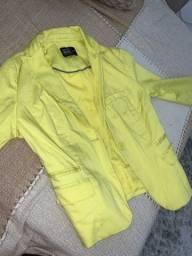 Blazer Amarelo P