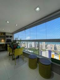 Apartamento com 4 dormitórios à venda, 130 m² por R$ 990.000,00 - Miramar - João Pessoa/PB