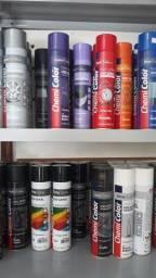 Tintas spray uso geral