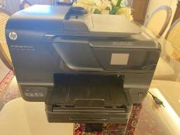 Impressora a jato de tinta multifuncional HP Officejet Pro série 8600