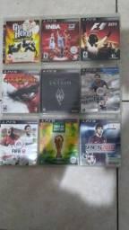Título do anúncio: Jogos PS3 (apartir de 20)Originais Impecáveis-Únicas peças- Jd Sta Cristina Sto André