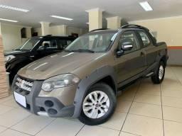 Título do anúncio: Fiat Strada Adventure Manual Cabine Dupla,Confira!!!