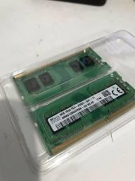 Memória Ram 16GB(2x8GB) SK Hynix Notebook