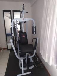Estação De Musculação - Aparelho De Ginástica Kenkorp