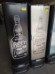 Título do anúncio: Cervejeira Slim gelopar - nova e usada