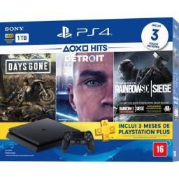 PlayStation 4 slim 1TB Hits Bunble