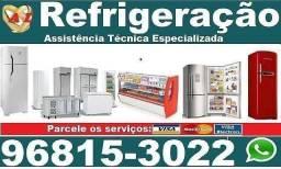 Conserto de Geladeiras e Freezer
