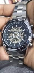 Relógio Winner Skeleton Automático