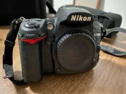 Nikon D7000 com 48000 clicks