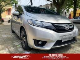 Título do anúncio: Honda Fit EX 1.5 2015 automático Baixa Quilometragem