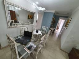 Apartamento 3 quartos na Praia da Costa, frente sol da manhã, lazer completo