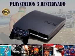 PlayStation 3 500GB Destravado - PS3 - PlayStation 3