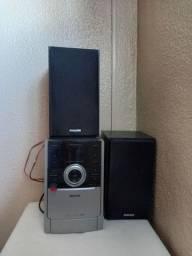 Rádio/caixa de som Philips