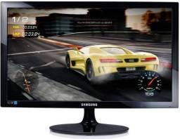 "Título do anúncio: Monitor 24"" LED Samsung-HDMI-VGA-75hz-Gamer-LS24D322 1 ms"