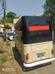 Vendo Kombi food truck