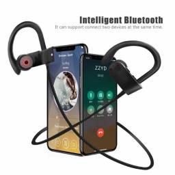 Fone De Ouvido Bluetooth QC-10 - Entrega Grátis