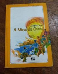 Livro A Mina de Ouro