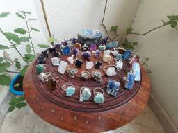 Anéis em pedra