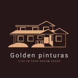 Pintor.Golden pinturas