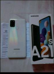 Galaxy A21s seme novo