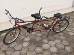 Título do anúncio: Bicicleta tandem antiga para 2 pessoas