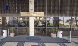 Conjunto no Edifício Orly, no centro vital do Rio de Janeiro