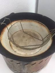 Título do anúncio: Fritadeira usada