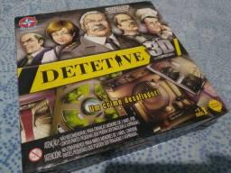 Jogo Detetive Oficial 3D (nunca usado)